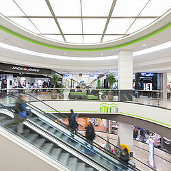 Shop Vielfalt mit Anspruch | Rhein Center, Köln | Galeria